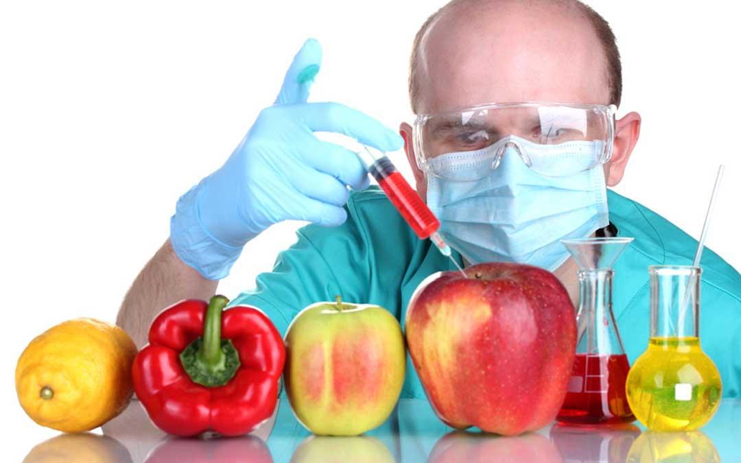 Распространённые продукты, которые изначально были генетически модифицированы