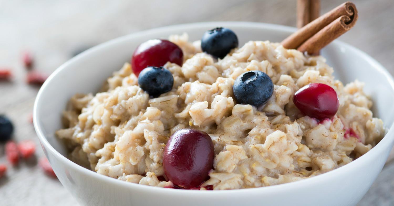 Здоровый быстрый завтрак, который не надо готовить