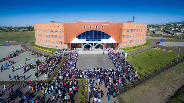 В Акмолинской области в День знаний открылись 4 новых школ