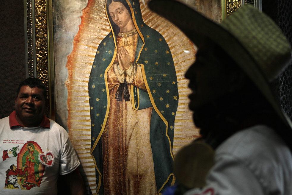 История появления и загадки образа Девы Марии Гваделупской