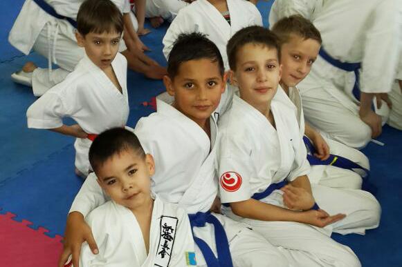 Молодые чемпионы