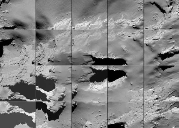 ESA подтвердило «посадку» «Розетты» на комету Чурюмова-Герасименко