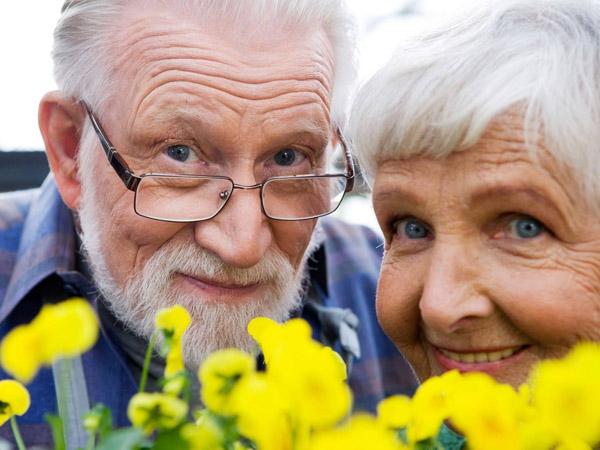 С международным Днем пожилого человека»!