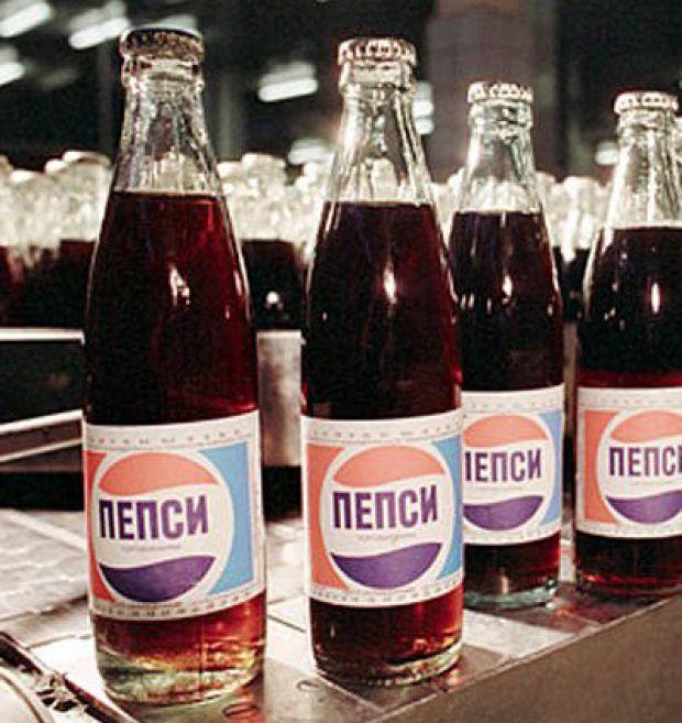 Казахстанский коллекционер выставил на продажу раритетный Pepsi из СССР