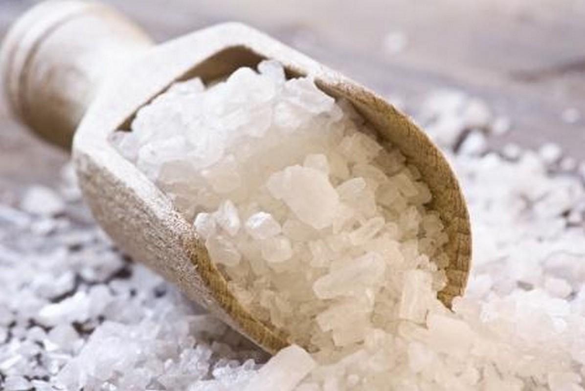 Что может щепотка соли?