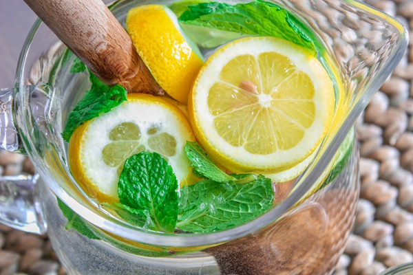 Вода Сасси: пей и худей