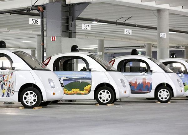 Мичиган разрешил беспилотным автомобилям без водителя работать в такси