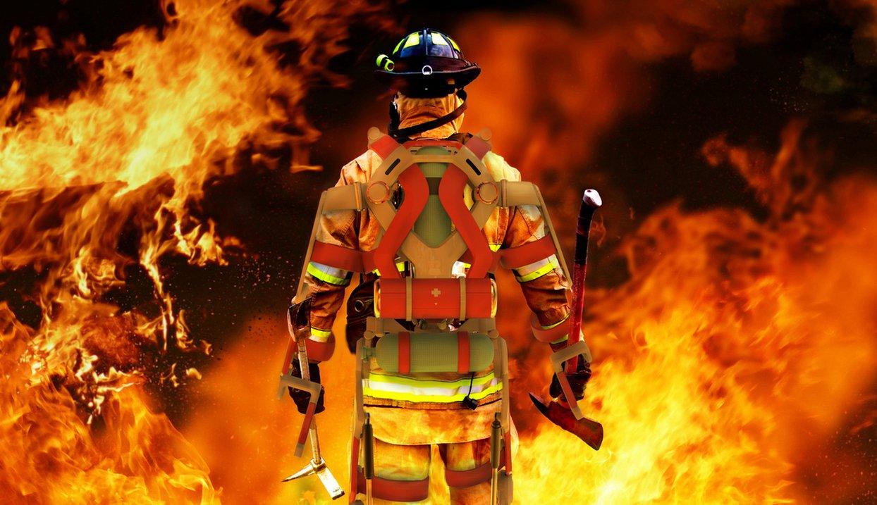 Тушение пожаров на объектах с масссовым пребыванием людей