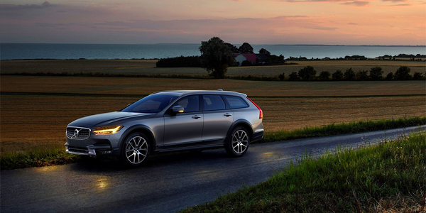 8 фактов, которые нужно знать о Volvo V90 Cross Country