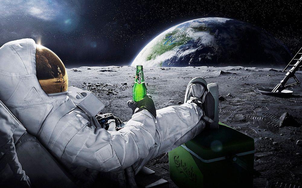 Студенты получили шанс сварить пиво на Луне