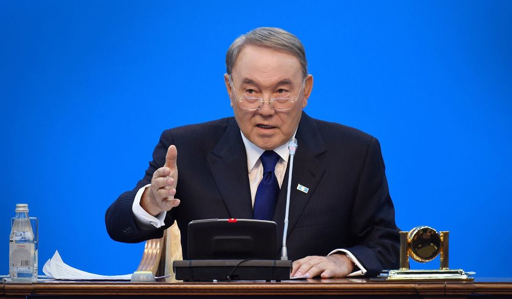 Опубликовано Послание Нурсултана Назарбаева народу Казахстана