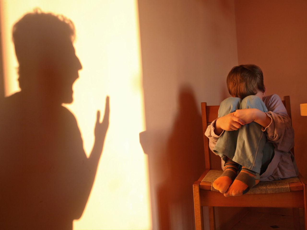 Ребенок и сексуальное насилие