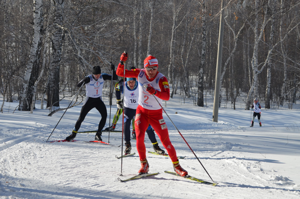 Третий Бурабайский лыжный марафон 2017 года