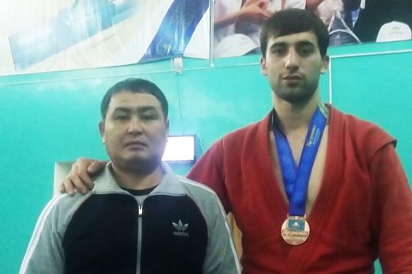 Чемпионат Республики Казахстан по Самбо