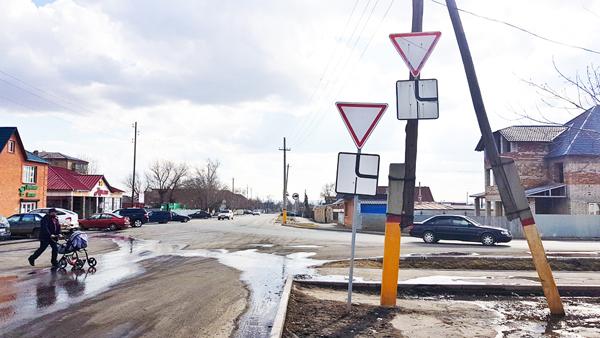 Дорожные знаки, создающие проблемы