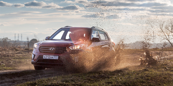 Полная занятость. Тест-драйв Hyundai Creta 1,6 AWD