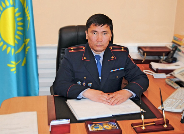 25-летие казахстанской полиции!