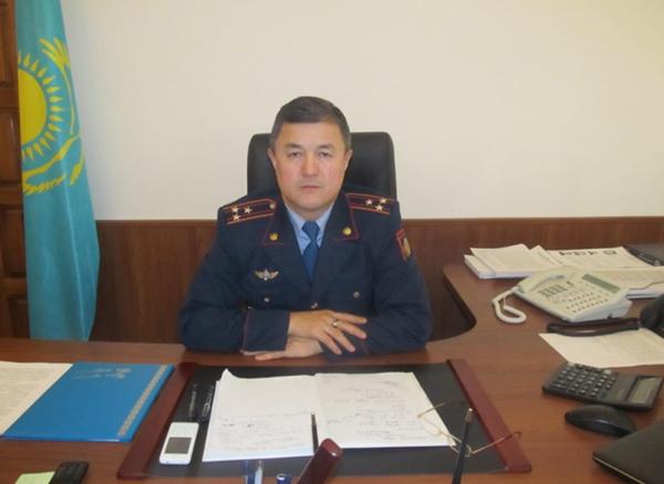 25-летие казахстанской полиции!  Поздравляю!