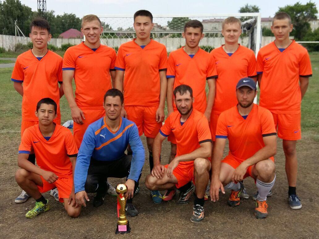 Турнир Бурабайского района по мини-футболу