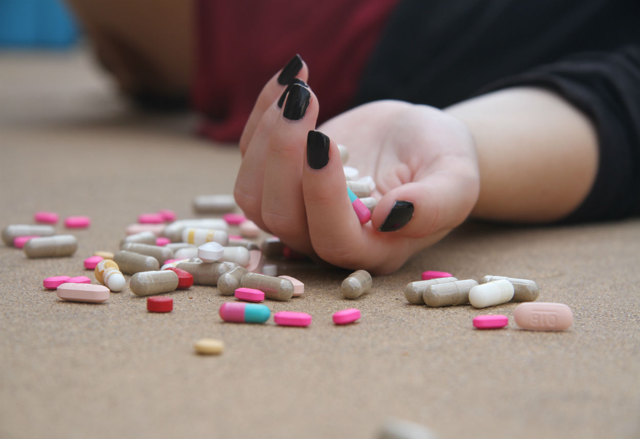 Женский суицид