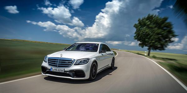 Пик комфорта. Тест-драйв обновленного Mercedes S-Class