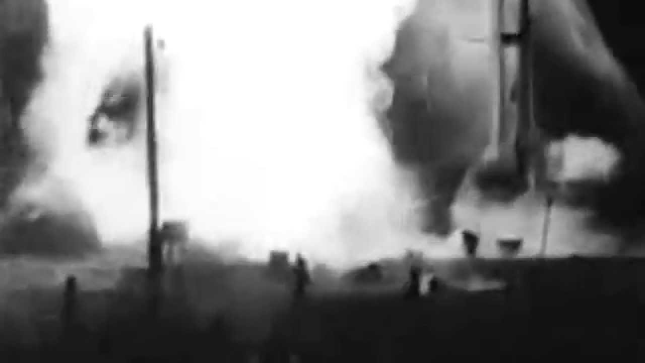 Колоссальные трагедии и катастрофы, которых в СССР «Не было»!