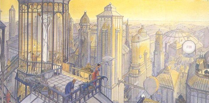 25 книг, верно предсказавших будущее