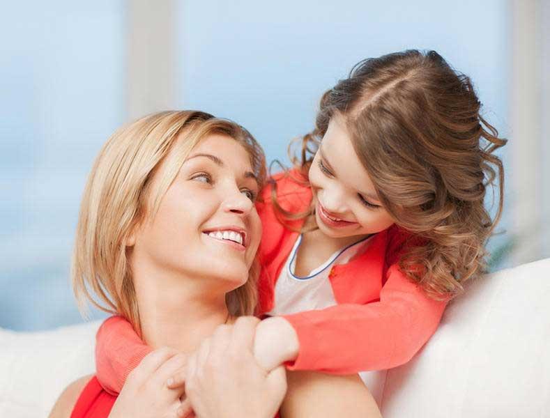 Любимые родительские воздействия