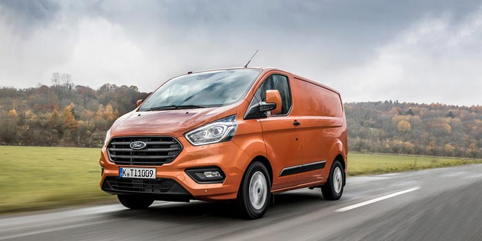 Тонна новостей. Тест-драйв Ford Transit Custom