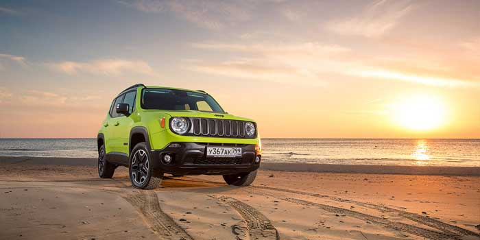 Медаль Почета. Тест-драйв Jeep Renegade Trailhawk