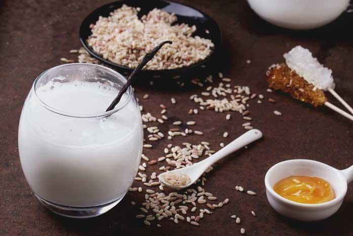 Рисовое молоко поможет похудеть!