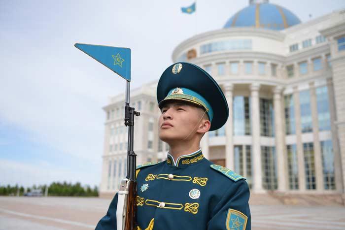 Весенний призыв на срочную воинскую службу проходит в Казахстане
