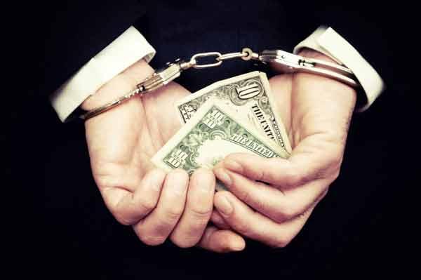 Коррупция, как общественно опасный феномен