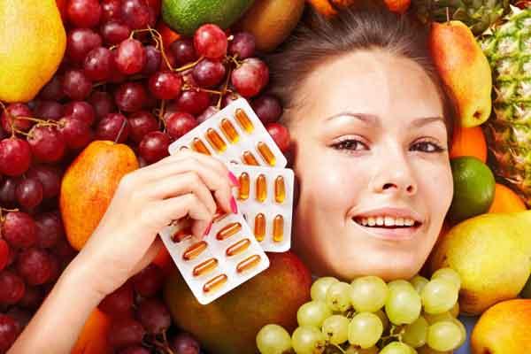 5 полезных витаминов