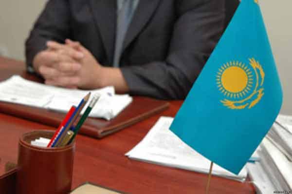 20 лет органам государственной службы Республики Казахстан!