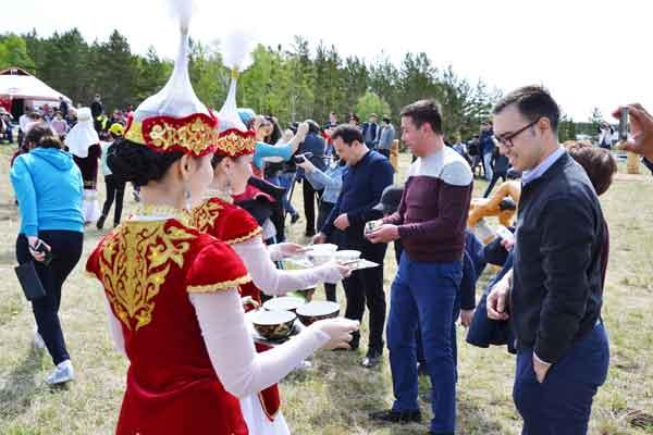 «Qymyz Fest» – возрождая традиции
