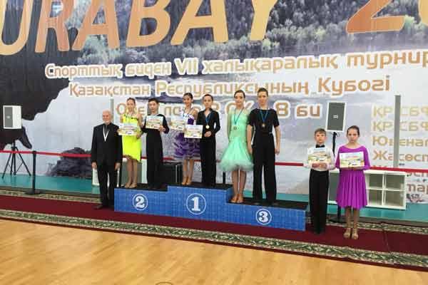 Международный турнир «BURABAY 2018»