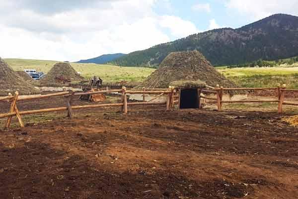 В Бурабае открыли музей Ботайской культуры
