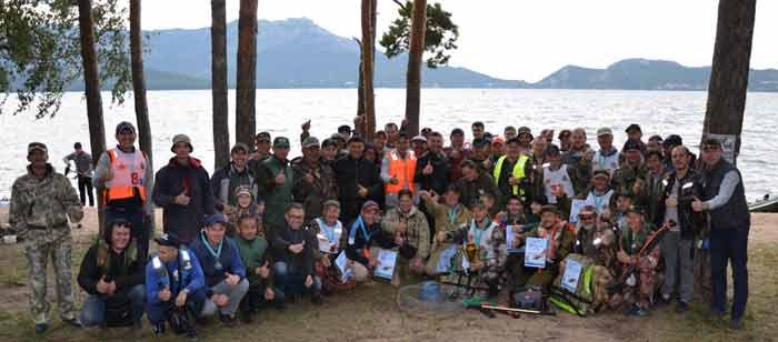 Фестиваль по спортивной ловле хищной рыбы «Большая рыбалка»