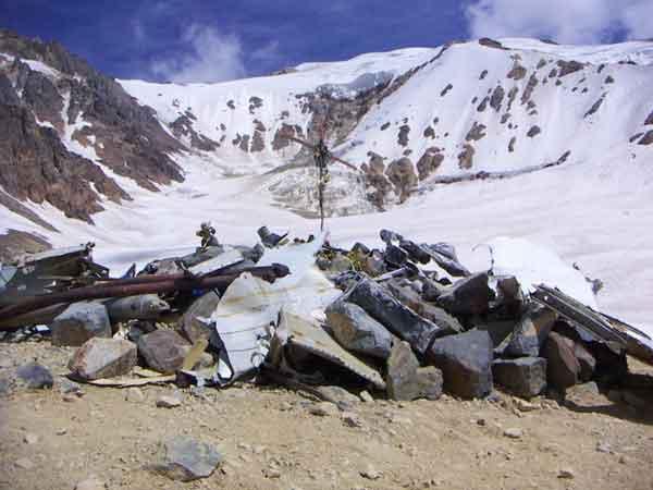 Чудо в Андах: как мертвые спасли живых
