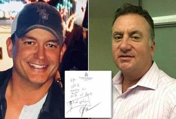 Американец отсудил у работодателя миллион долларов по договору, подписанному на салфетке