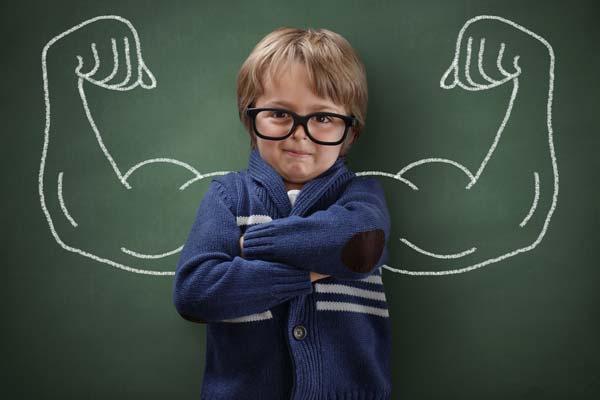 Научите ребенка драться