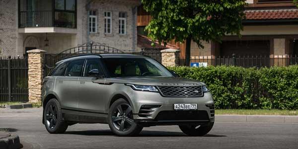 Ибица, пломбир и те самые ручки: Тест-драйв Range Rover Velar
