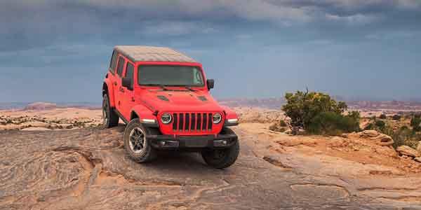#ВнедорожникЧеллендж. Тест-драйв новых Jeep