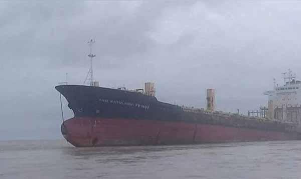 Пропавший 9 лет назад корабль-призрак объявился у берегов Мьянмы