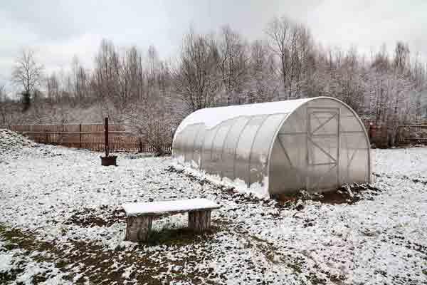 Осенняя подготовка огорода к зиме