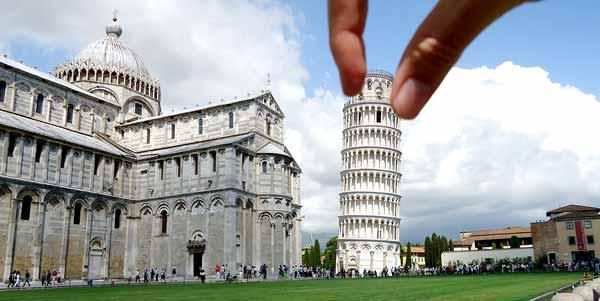 Пизанская башня больше не падает. Ученые заметили, что башня выпрямилась на 4 сантиметра