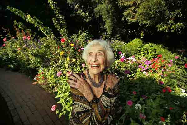 Хедда Болгар: «Старость – это свобода!»