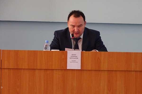 Заседание комиссии предупреждению и ликвидации чрезвычайных ситуаций района