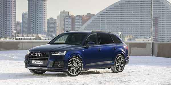Сила легкости. Три мнения об Audi Q7